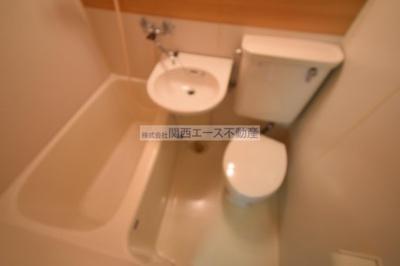【浴室】リッチハイツ