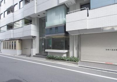 【エントランス】シティコープ西五反田