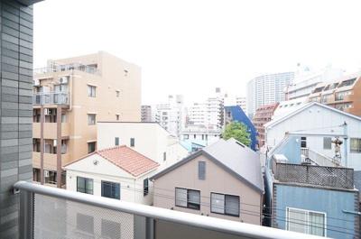 【展望】コンフォール横浜平沼