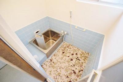 【浴室】小山2丁目戸建貸家