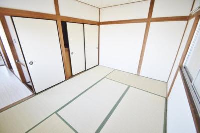 【寝室】小山2丁目戸建貸家