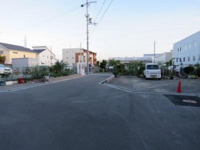 【周辺】鮎川5丁目新築貸家