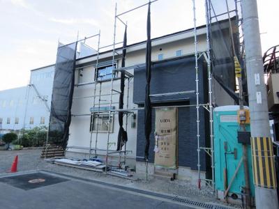 【外観】鮎川5丁目新築貸家