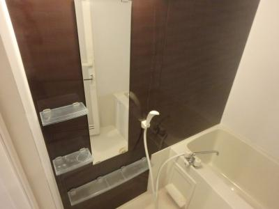 【浴室】グランスイート