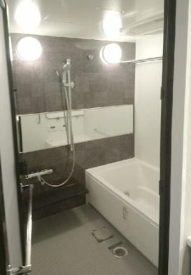 【浴室】グレーシアタワーズ海老名イースト