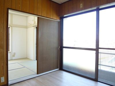 【洋室】第3ナミキハイツ