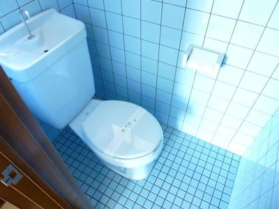 【トイレ】第3ナミキハイツ