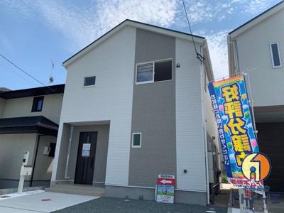 【外観】筑後市長浜第2 新築分譲住宅 建売
