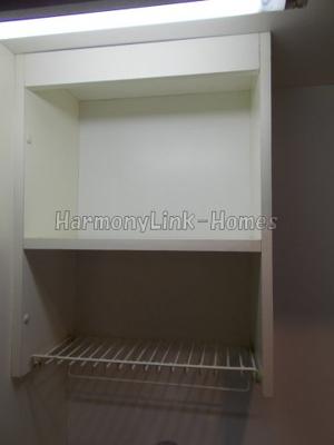 グランデュオ篠崎のキッチン上部収納(同一仕様写真)