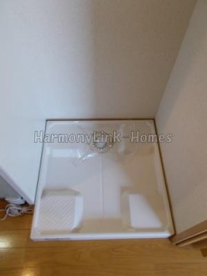 グランデュオ篠崎の室内洗濯機置き場(同一仕様写真)