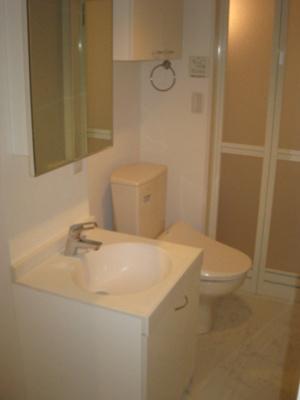 グランデュオ篠崎のトイレ