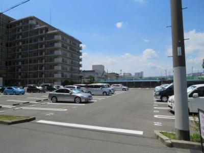 【駐車場】ネオコーポ茨木