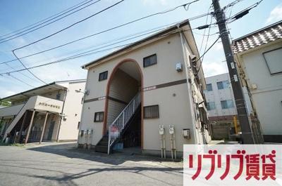 【外観】小川コーポ6号館