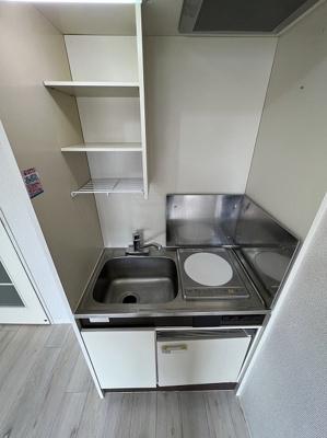 ユニットバスでお掃除らくらく☆浴室内に洗面台・トイレ付きです♪お風呂に浸かって一日の疲れもすっきりリフレッシュ♪