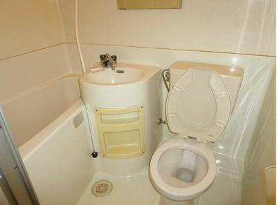【浴室】日神プラザ中目黒