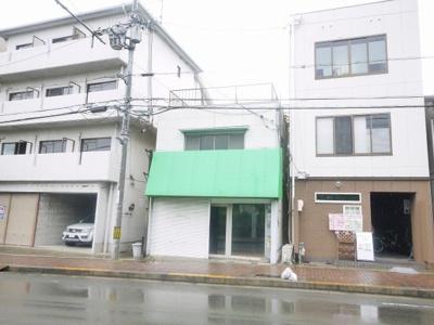 【外観】紀寺店舗・事務所