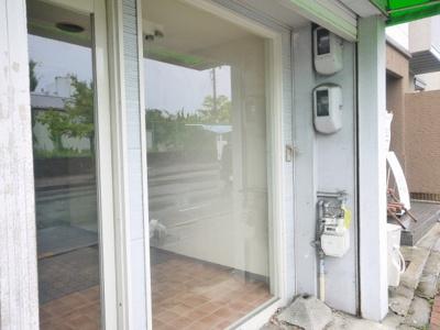 【エントランス】紀寺店舗・事務所