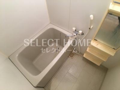 【浴室】シティベルIYODA A棟