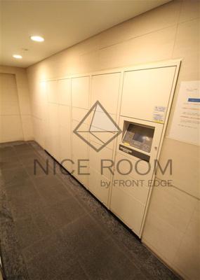 KDXレジデンス東新宿 宅配ボックス