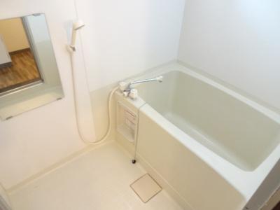 【浴室】ルシエール三輪