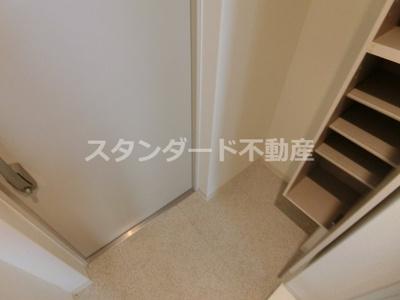 【収納】エクセルシア天神橋