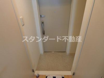 【玄関】エクセルシア天神橋