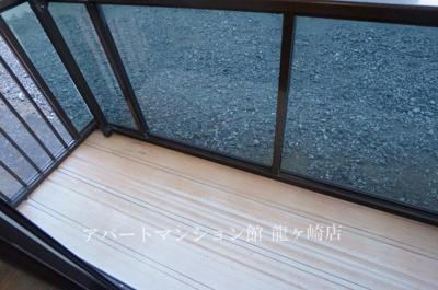 【バルコニー】ロイヤルコーポB