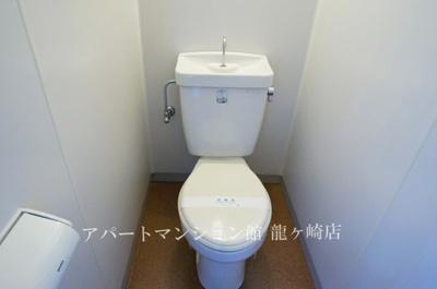 【トイレ】ロイヤルコーポB