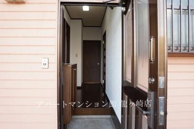 【玄関】ロイヤルコーポB