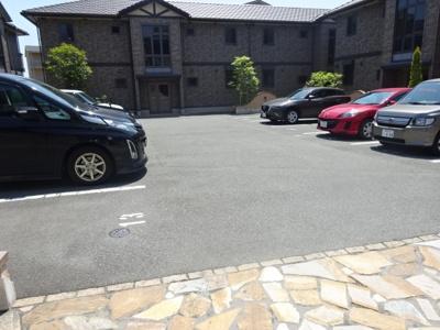 【駐車場】リンデンバウムA棟