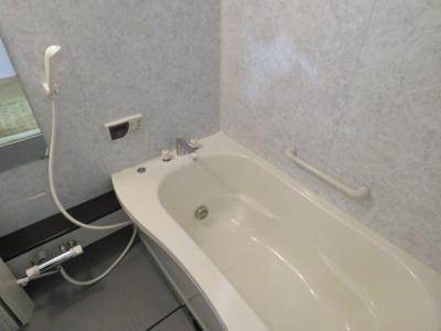 【浴室】リンデンバウムA棟