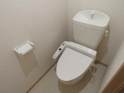 【トイレ】リンデンバウムA棟