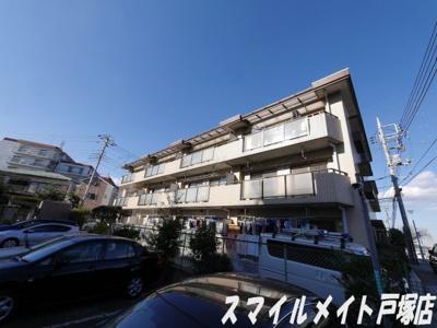 商業施設充実&複数沿線がご利用いただける戸塚駅までバス10分