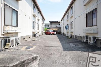 【駐車場】ラーニングハイツI