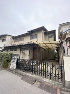 【外観】西冠1丁目貸家 スモッティ―阪急高槻店