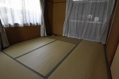 【寝室】西冠1丁目貸家 スモッティ―阪急高槻店