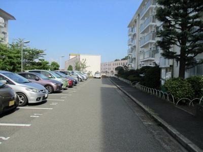 【駐車場】横尾1団地66号棟