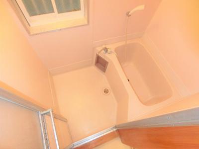 【浴室】ハイツ横芝