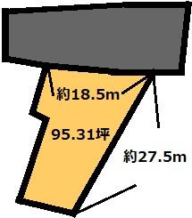 【土地図】高浜 476万円