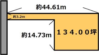 【土地図】若松 670万円