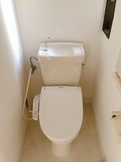 【トイレ】テラス中山
