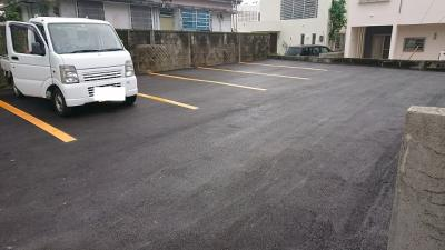 【駐車場】阿波根駐車場2