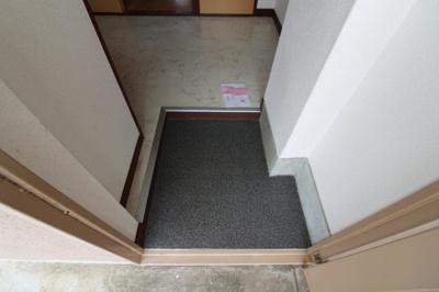 【玄関】浜甲シーサイドマンション
