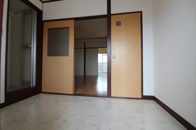 【居間・リビング】浜甲シーサイドマンション