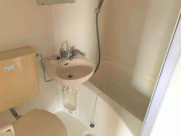 【浴室】コーポクスミ