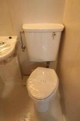 【トイレ】グレイスフル中崎II