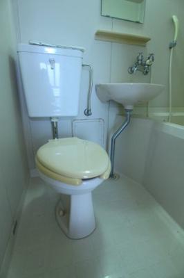 【トイレ】西舞子メゾン