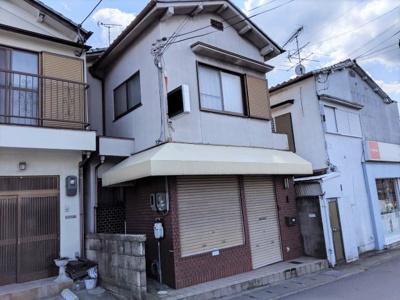 【外観】京都市山科区小山南溝町