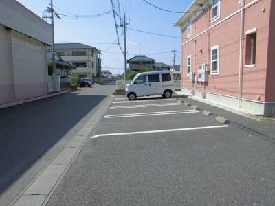 【駐車場】キャッスルアヴェニューA