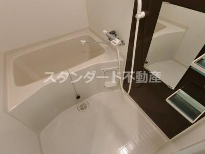【浴室】サウスヒルズ中崎町